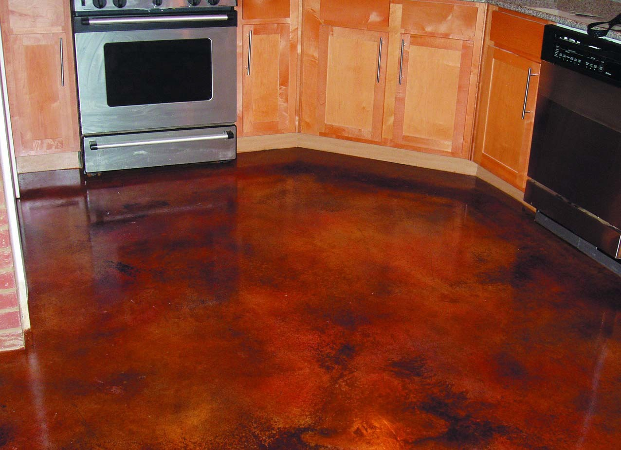 Acid Stained Concrete-Broward Custom Concrete Solutions-We offer custom concrete solutions including Polished concrete, Stained concrete, Epoxy Floor, Sealed concrete, Stamped concrete, Concrete overlay, Concrete countertops, Concrete summer kitchens, Driveway repairs, Concrete pool water falls, and more