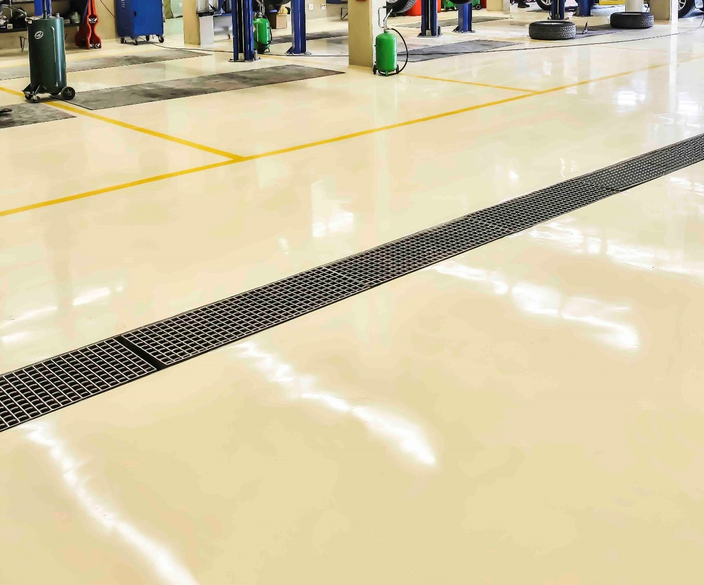 Epoxy Floor Systems-Broward Custom Concrete Solutions-We offer custom concrete solutions including Polished concrete, Stained concrete, Epoxy Floor, Sealed concrete, Stamped concrete, Concrete overlay, Concrete countertops, Concrete summer kitchens, Driveway repairs, Concrete pool water falls, and more